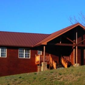 The Lodges at The Great Smoky Mountains — Exterior