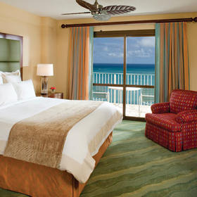 Marriott's Aruba Ocean Club Bedroom
