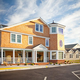 The Soundings Seaside Resort Exterior