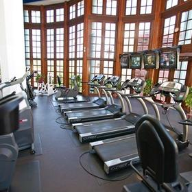 Divi Aruba Phoenix Beach Resort Fitness Center