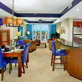 Divi Aruba Phoenix Beach Resort Dining Area