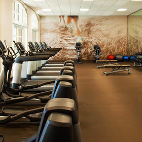 The Westin Cape Coral Resort at Marina Village — Fitness Center