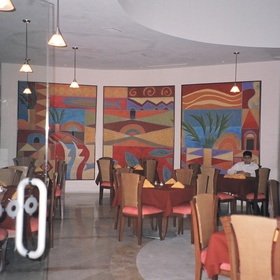 Torrenza Boutique Resort - Restaurant