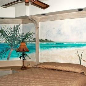 Voyager Beach Club Bedroom
