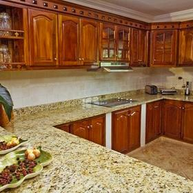 The Crown Villas at Lifestyle Holidays Vacation Resort Kitchen