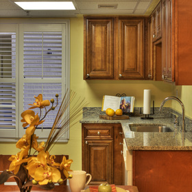 Tropic Sun Towers I & II Kitchen