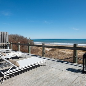 Gurney's Montauk Resort & Seawater Spa Deck