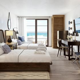 Gurney's Montauk Resort & Seawater Spa Bedroom