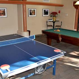 Villas of Cave Creek Game Room