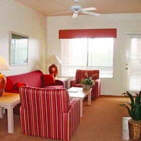 WorldMark Rancho Vistoso Living Area