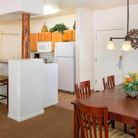 WorldMark Rancho Vistoso Kitchen and Dining Area