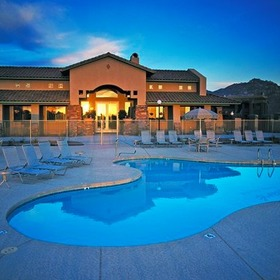 WorldMark Rancho Vistoso Pool and Deck