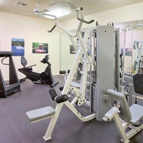 WorldMark Bison Ranch Resort — Fitness Center