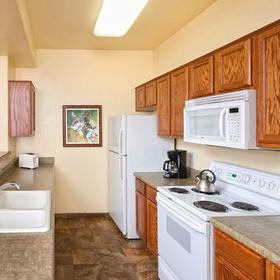 WorldMark Bison Ranch Resort — Kitchen