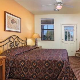 WorldMark Bison Ranch Resort Bedroom