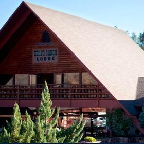 Kohl's Ranch Lodge — Exterior