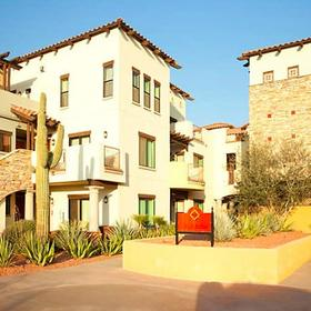 Cibola Vista Resort and Spa Exterior