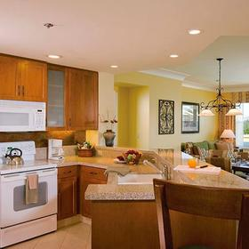 Marriott's Canyon Villas at Desert Ridge Kitchen