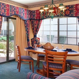 The Legacy Golf Resort Dining Area