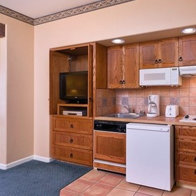 The Legacy Golf Resort Studio Kitchenette