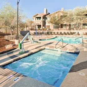 WorldMark Phoenix - South Mountain Preserve Pool