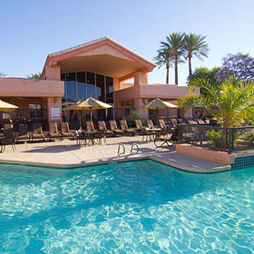 Scottsdale Villa Mirage Pool
