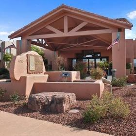 Sedona Summit Exterior