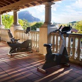 Los Abrigados Resort and Spa Fitness Area