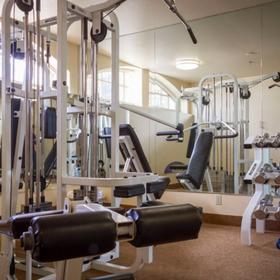 Coronado Beach Resort — Fitness Center
