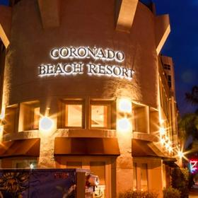 Coronado Beach Resort Exterior