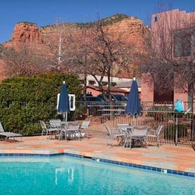 Bell Rock Inn Pool