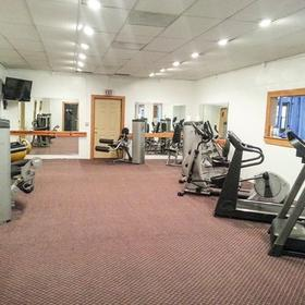 Crown Point Resort Fitness Center