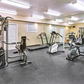 Dolphin's Cove Resort Fitness Center