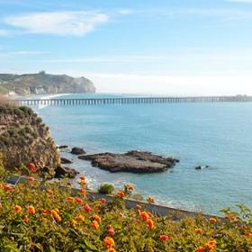 San Luis Bay Inn's view of Avila Beach