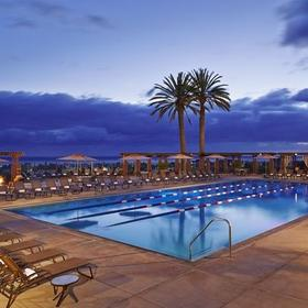 Grand Pacific Palisades Resort Pool