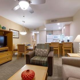 Carlsbad Seapointe Resort Living Area