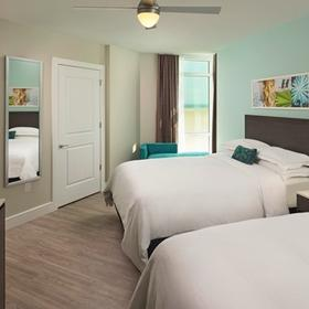 Ocean 22 by Hilton Grand Vacations (HGVC) — Ocean 22 by Hilton Grand Vacations (HGVC) Bedroom