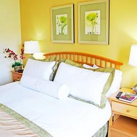 Cimarron Golf Resort Bedroom