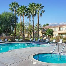 Cimarron Golf Resort Pool