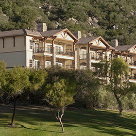 Mountain Villas at Welk Resorts — Exterior