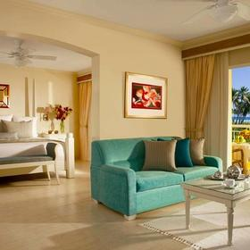 Dreams Punta Cana Resort & Spa — Living Area