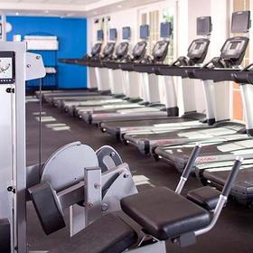 Marriott's Newport Coast Villas Fitness Center