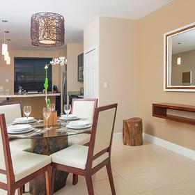 Breeze Private Residences Club — Dining Area