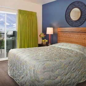 WorldMark Oceanside Harbor Bedroom