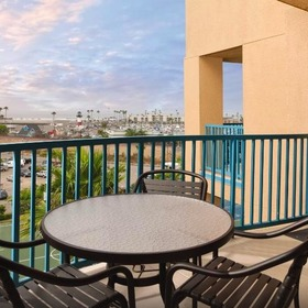 WorldMark Oceanside Harbor Balcony