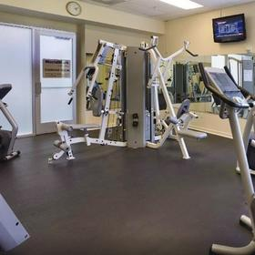 WorldMark Oceanside Harbor Fitness Center