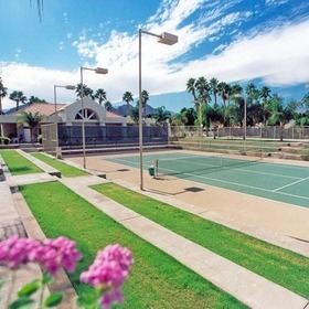 4 Seasons at Desert Breezes Resort Tennis Courts