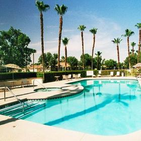 4 Seasons at Desert Breezes Resort Pool