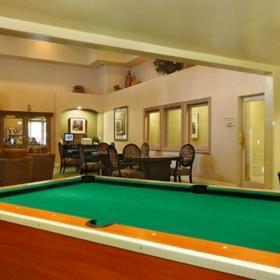 Palm Canyon Resort and Spa Game Room