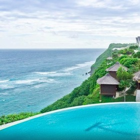 Karma Kandara — Infinity Pool and Ocean View